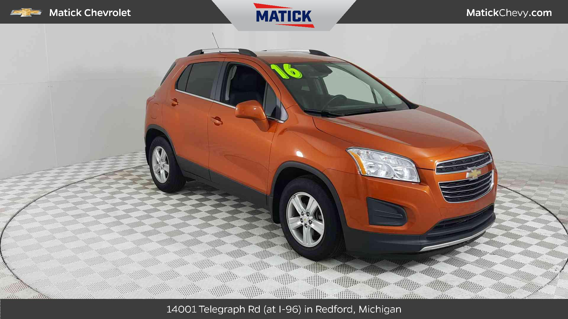 Used Chevy Trax >> Buy A New Chevy Near Detroit Mi Used Chevy Sales Near Me