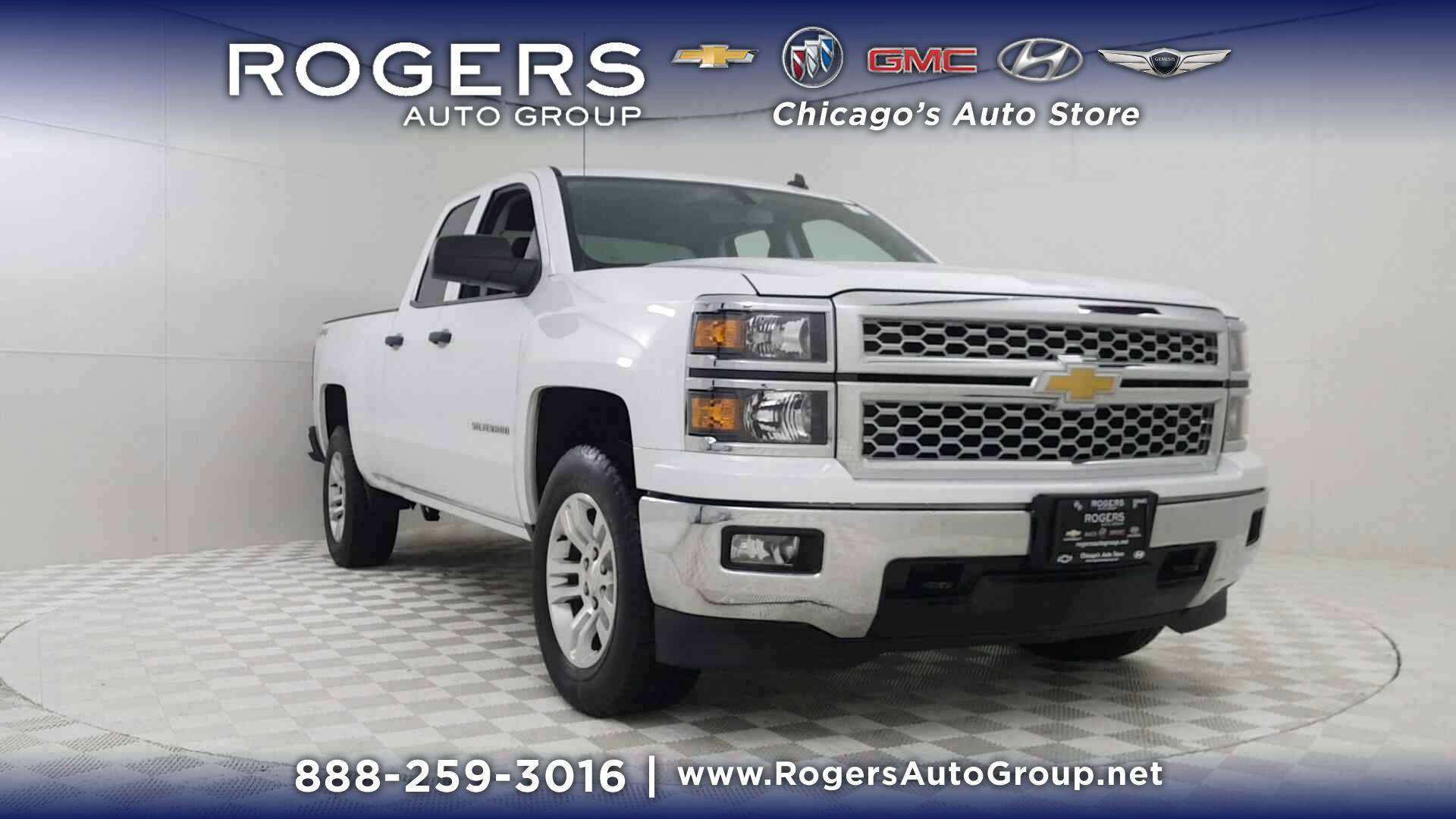 Chicago Used Chevrolet Silverado 1500 Vehicles for Sale