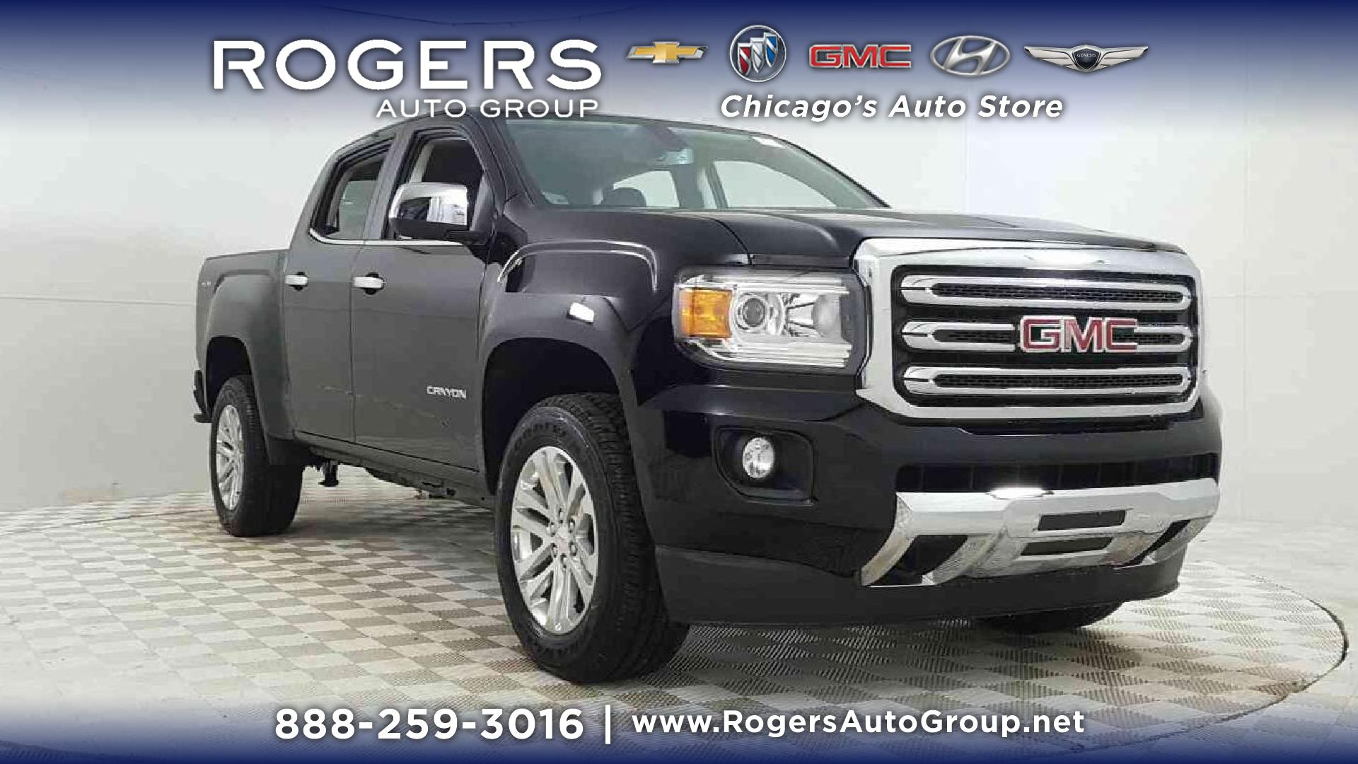 Chicago New 2019 Gmc Canyon Vehicles For Sale 888 Vehicle Photo In Il 60616
