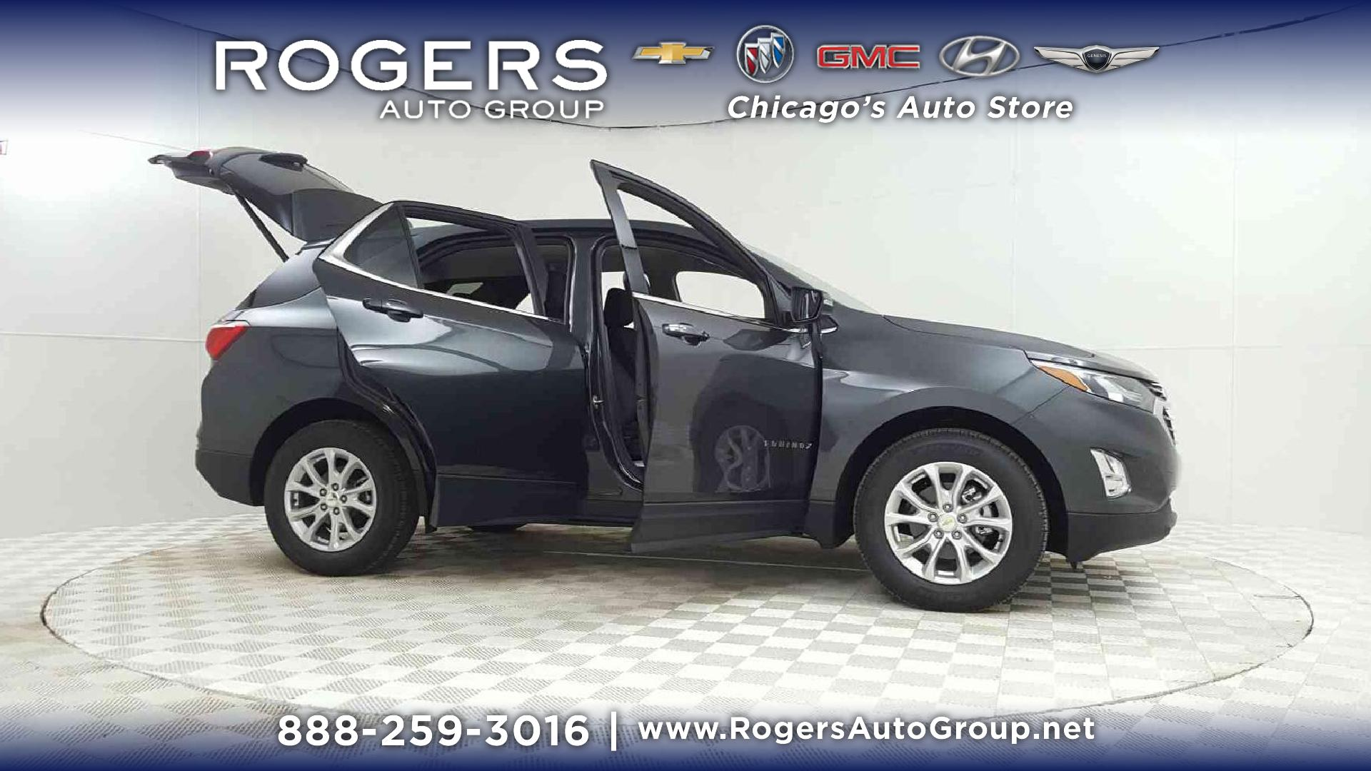 Rogers Auto Sales