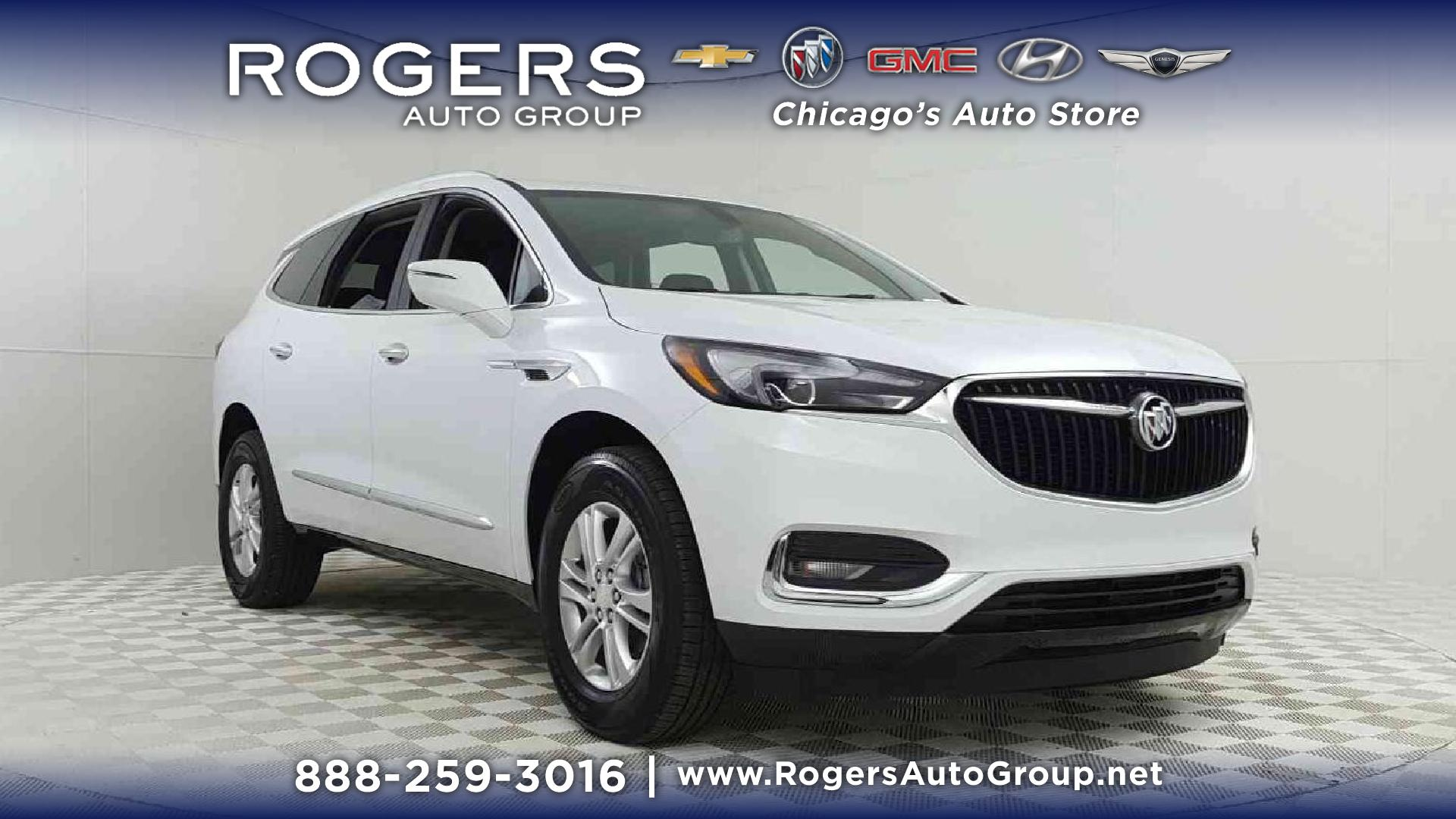 chicago new buick enclave vehicles for sale