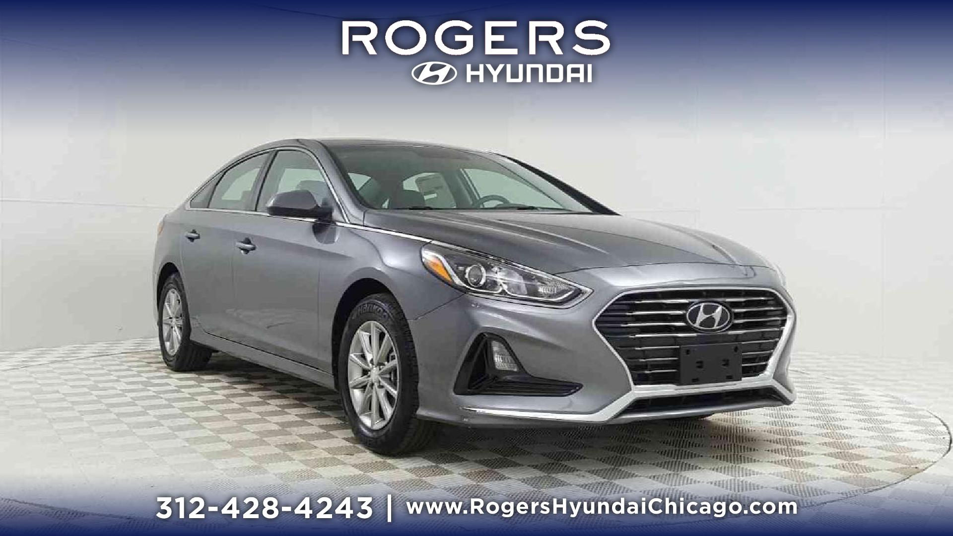 New 2018 Hyundai Sonata SE 2 4L 4dr Car in Chicago H8591
