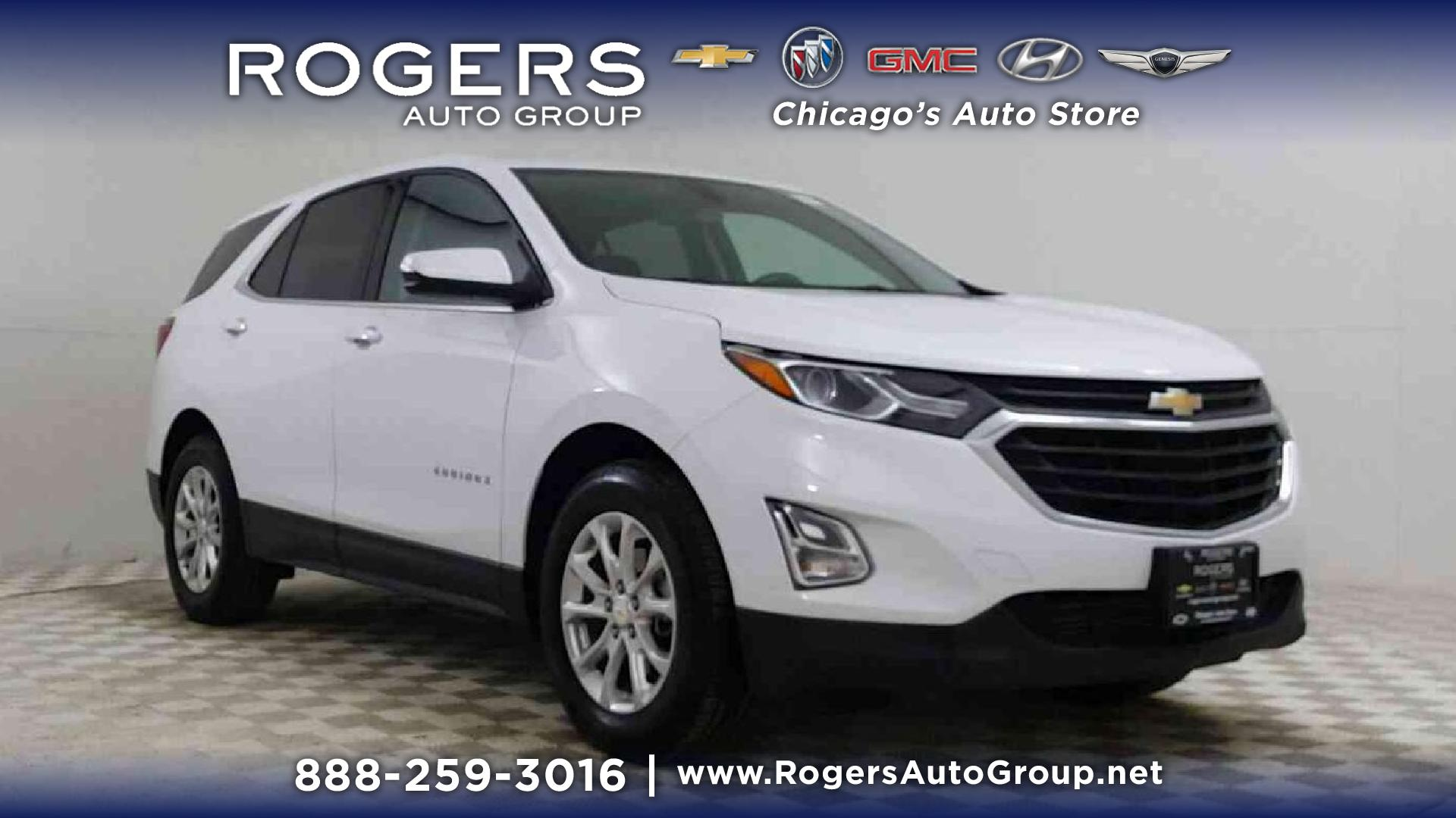 Welcome to Our Chicago Chevrolet Dealership - Rogers Chevrolet