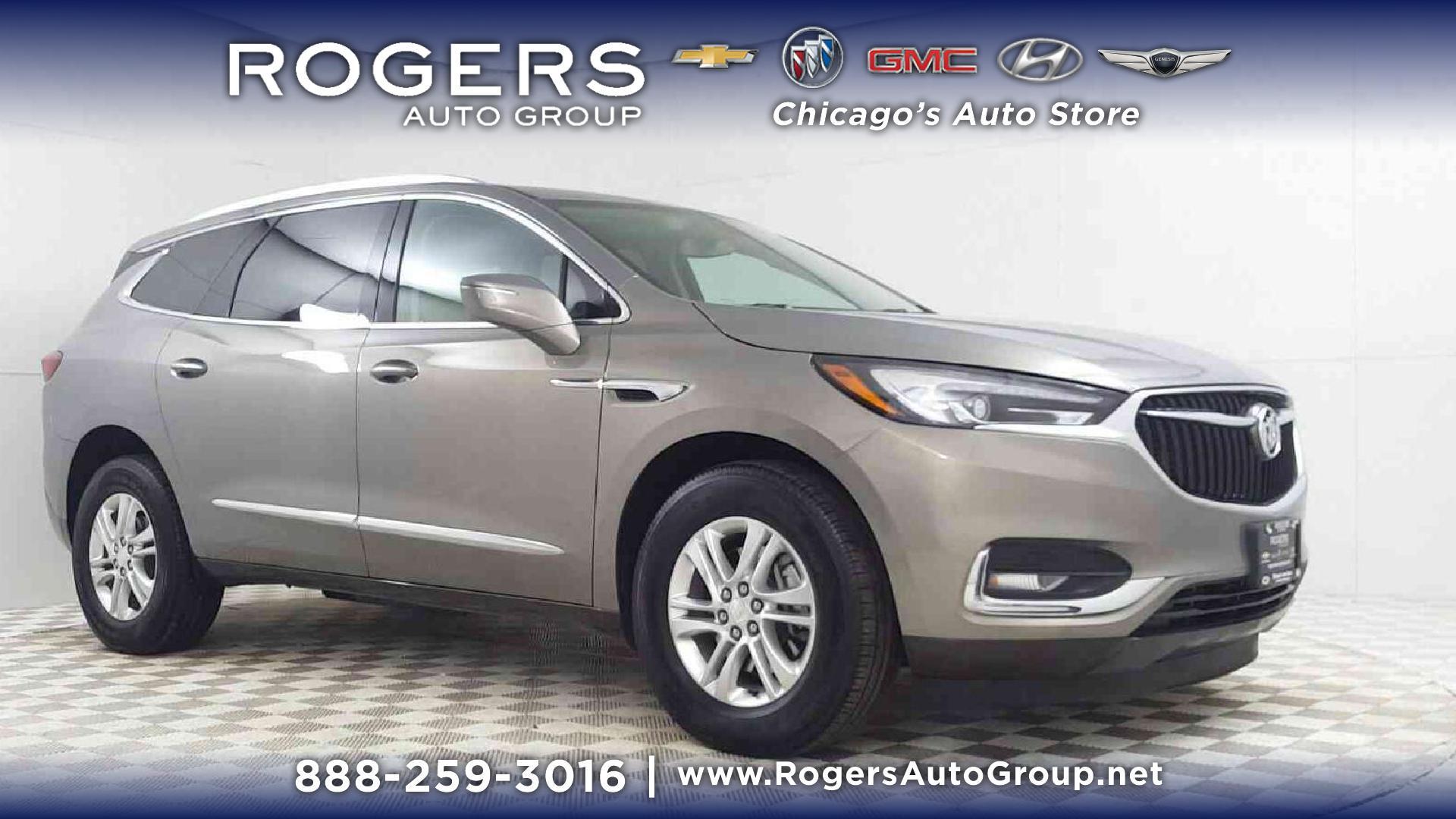 2019 Buick Enclave for sale in Chicago - 5GAEVAKW3KJ159267