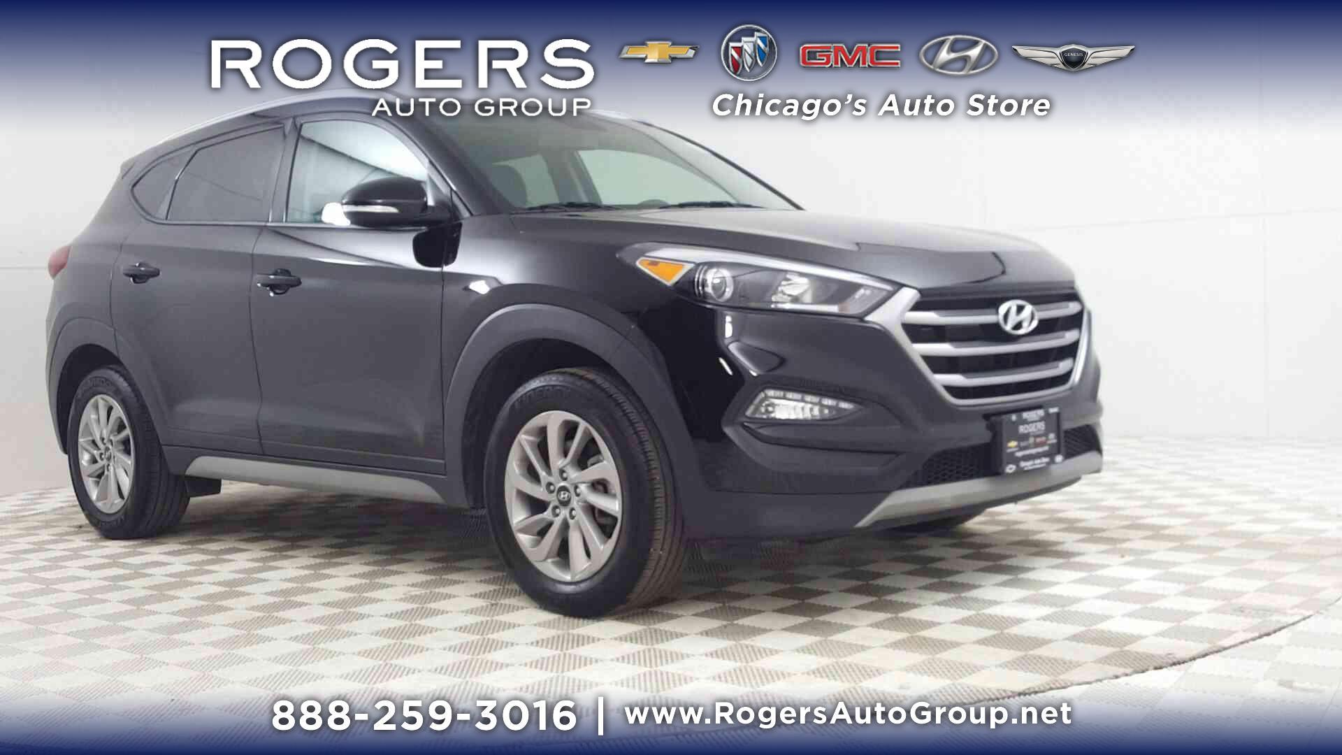 2017 Hyundai Tucson For Sale In Chicago Km8j3ca28hu494766 Rogers