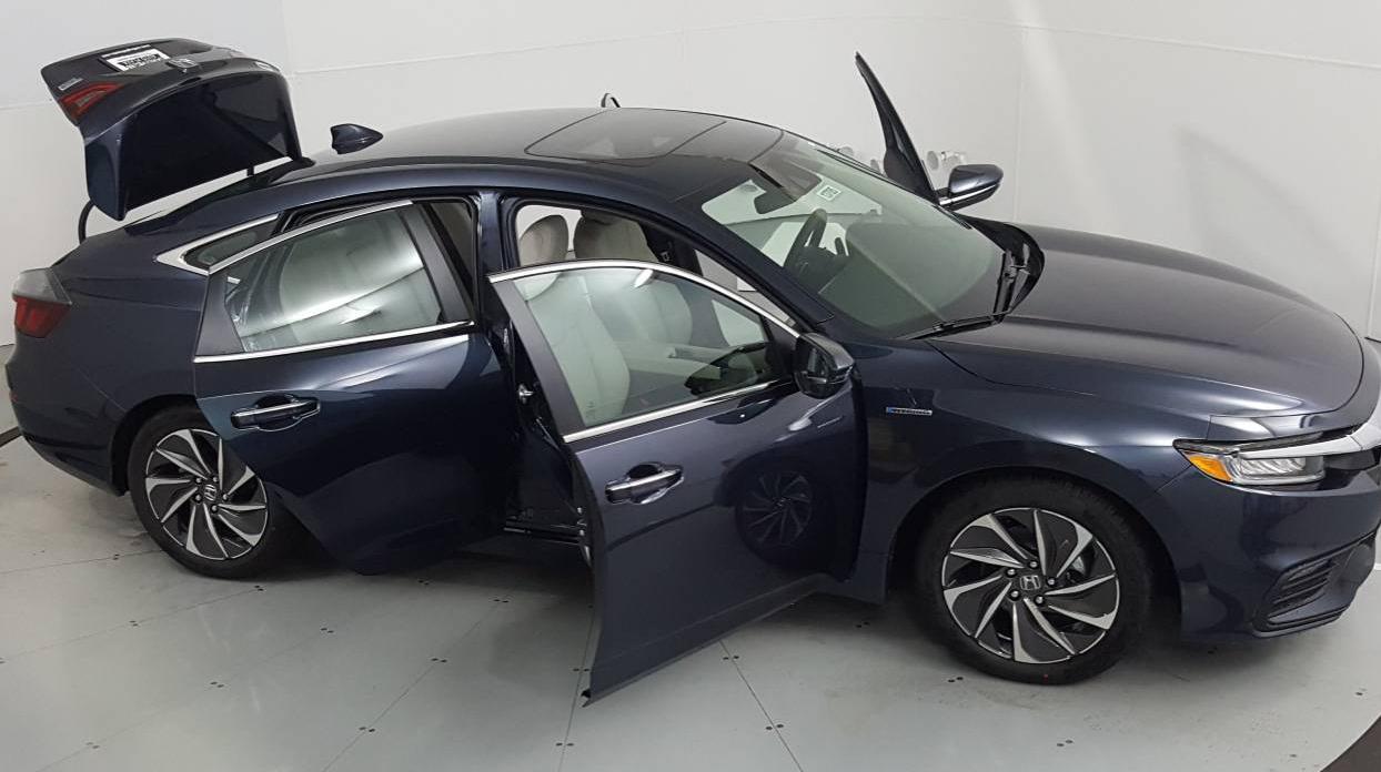 2021 Honda Insight 4dr Car