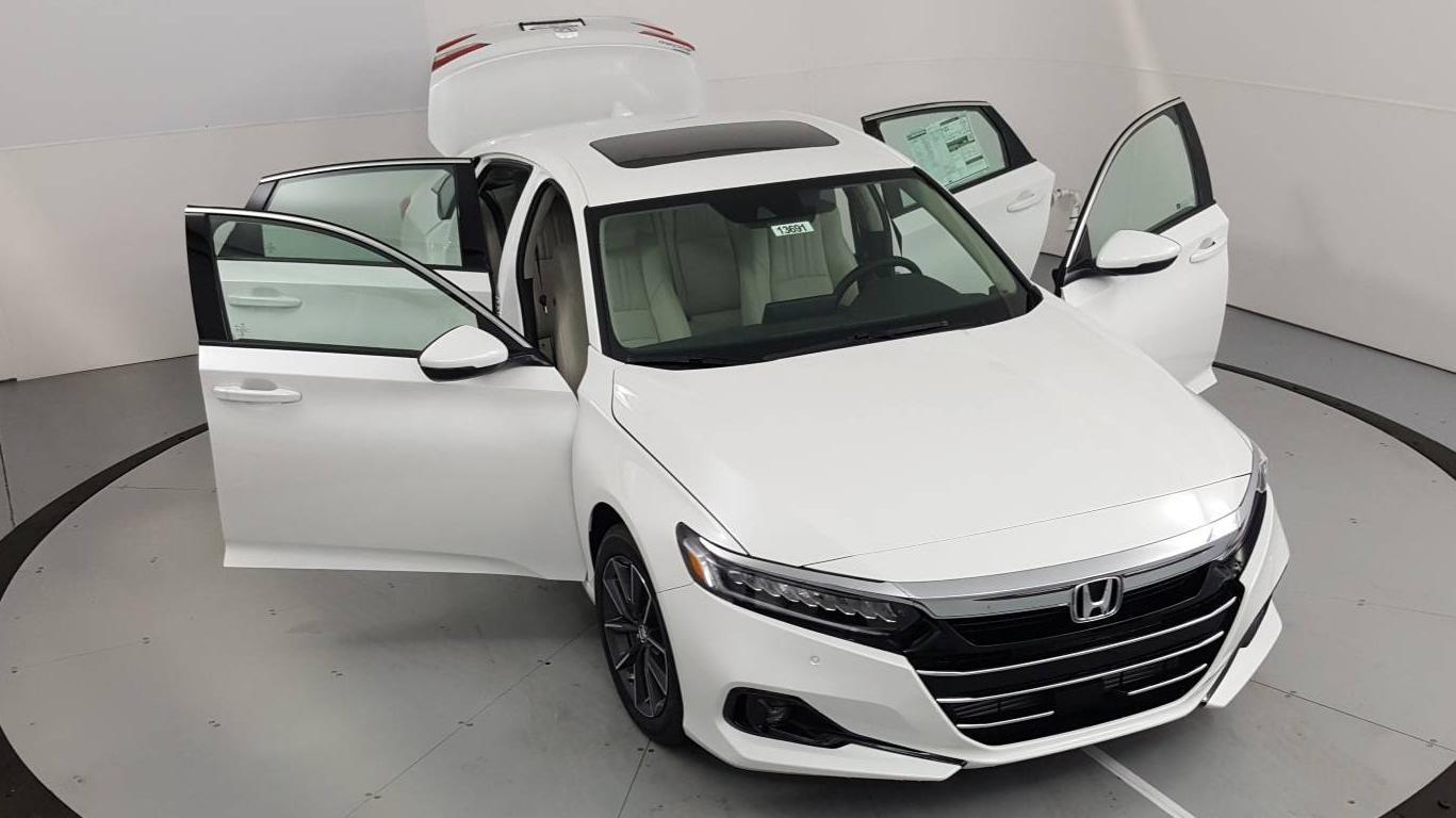 2021 Honda Accord 4dr Car