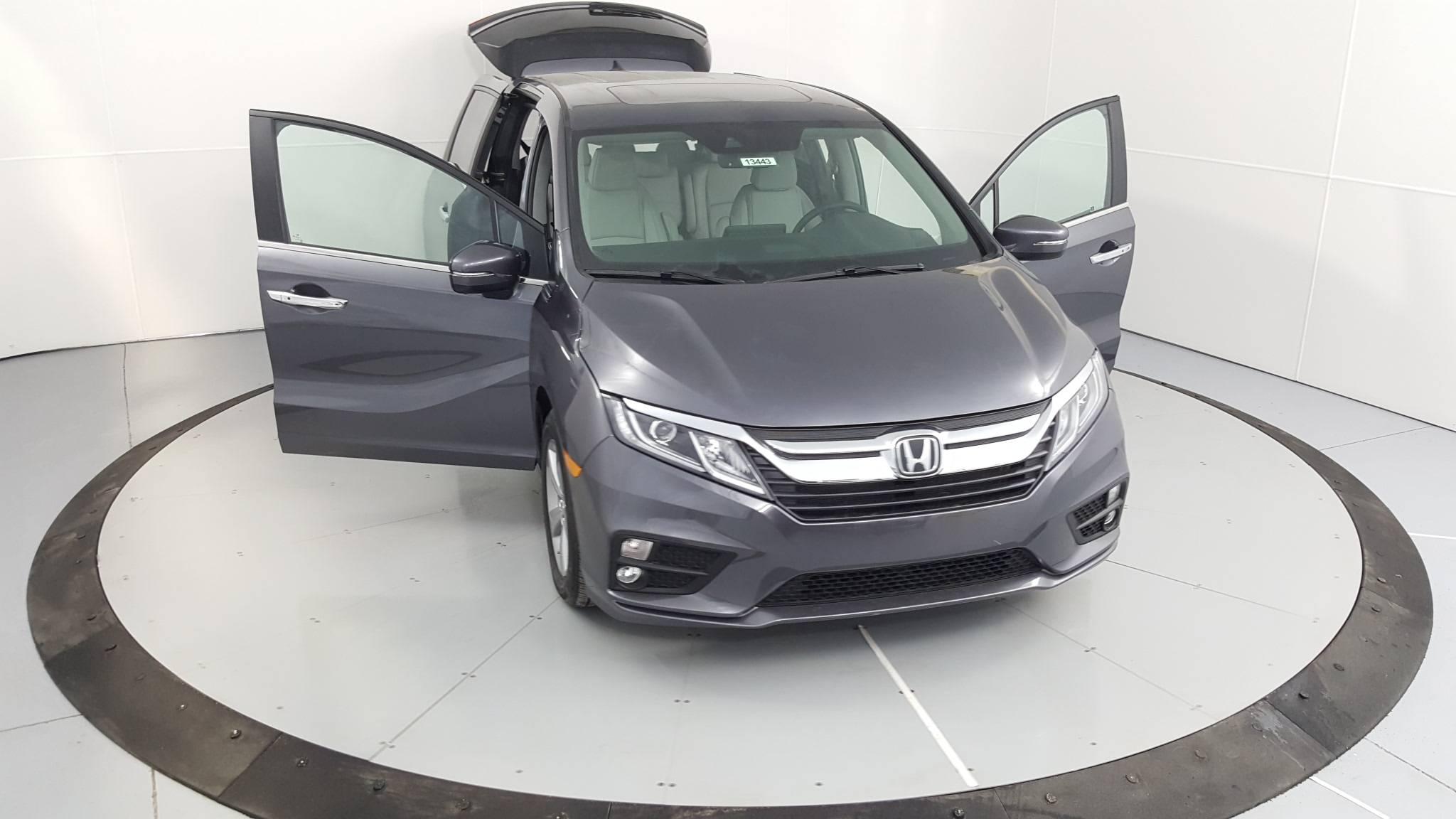 2020 Honda Odyssey Mini-van, Passenger