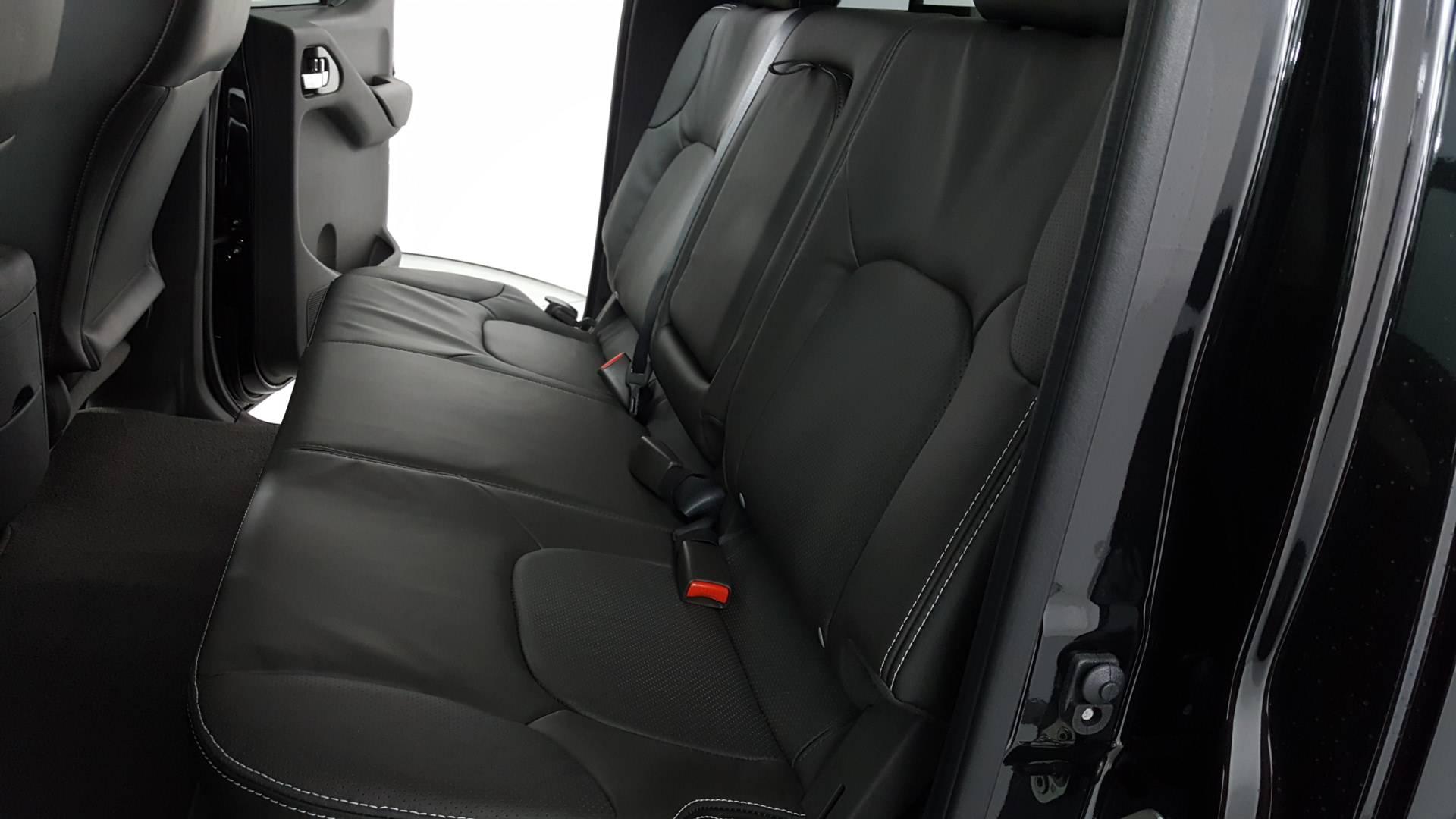 2020 Nissan Frontier Short Bed
