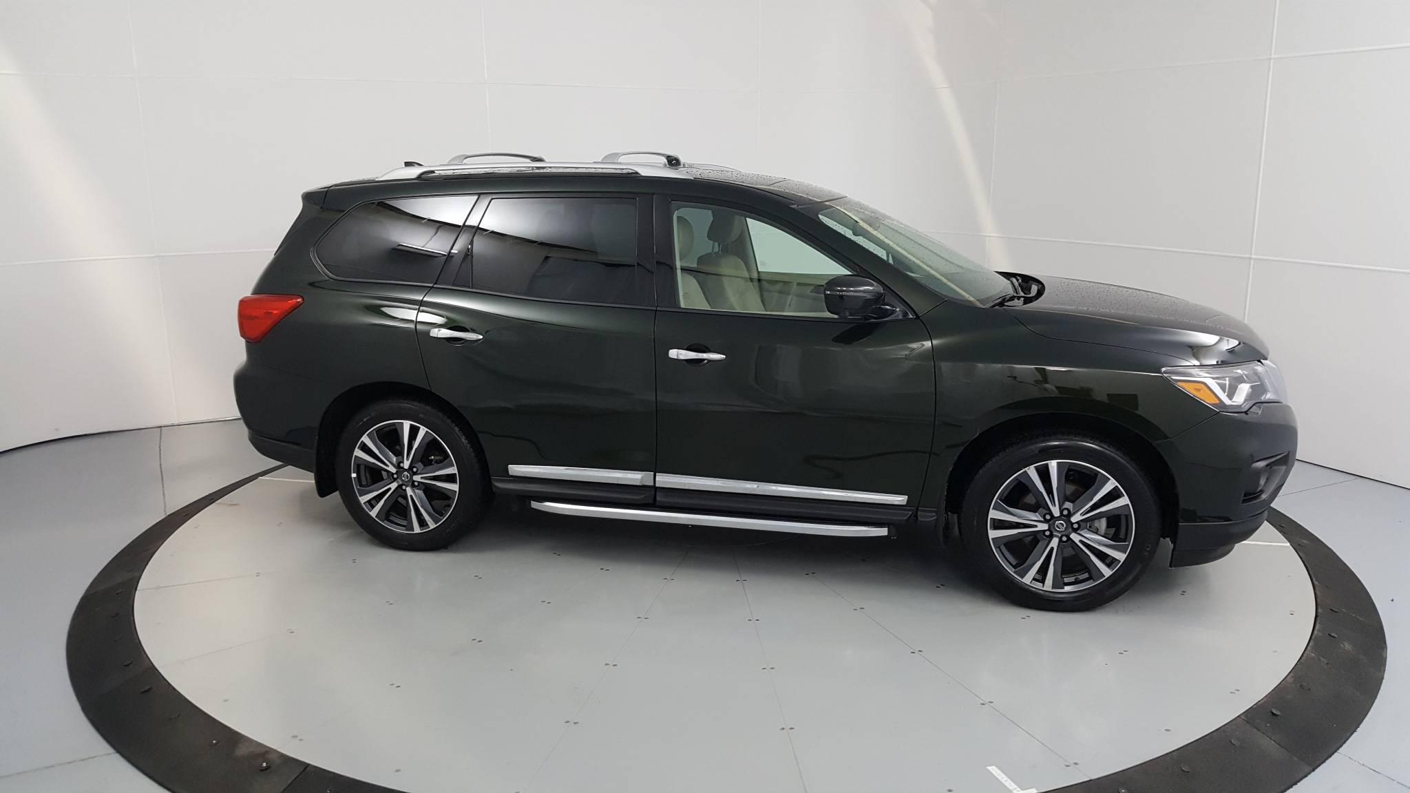2020 Nissan Pathfinder Sport Utility