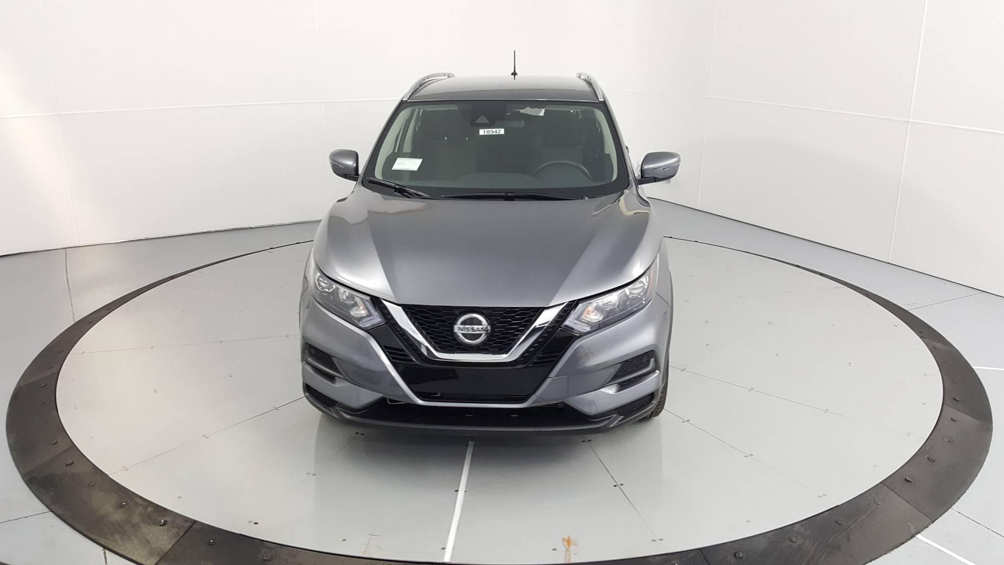 2020 Nissan Rogue Sport Sport Utility