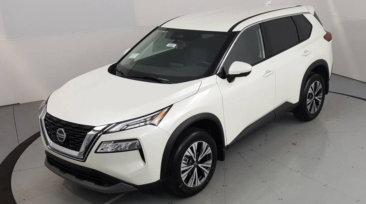 2021 Nissan Rogue Sport Utility