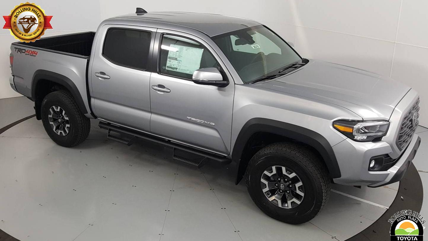 2021 Toyota Tacoma Short Bed