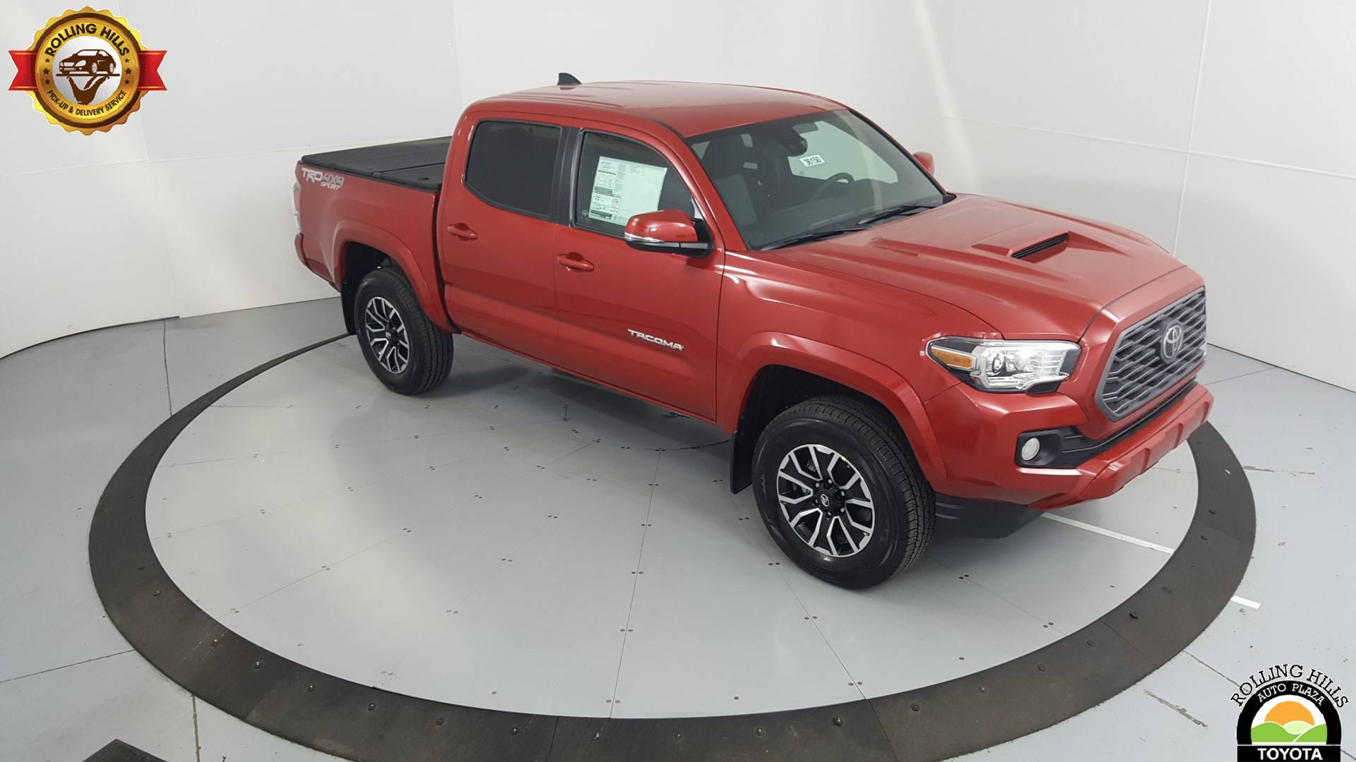 2020 Toyota Tacoma Short Bed