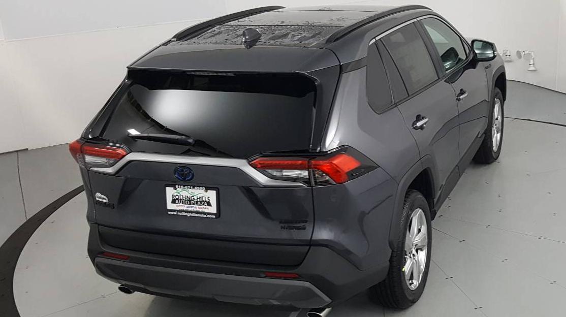 2021 Toyota RAV4 Hybrid 4D Sport Utility