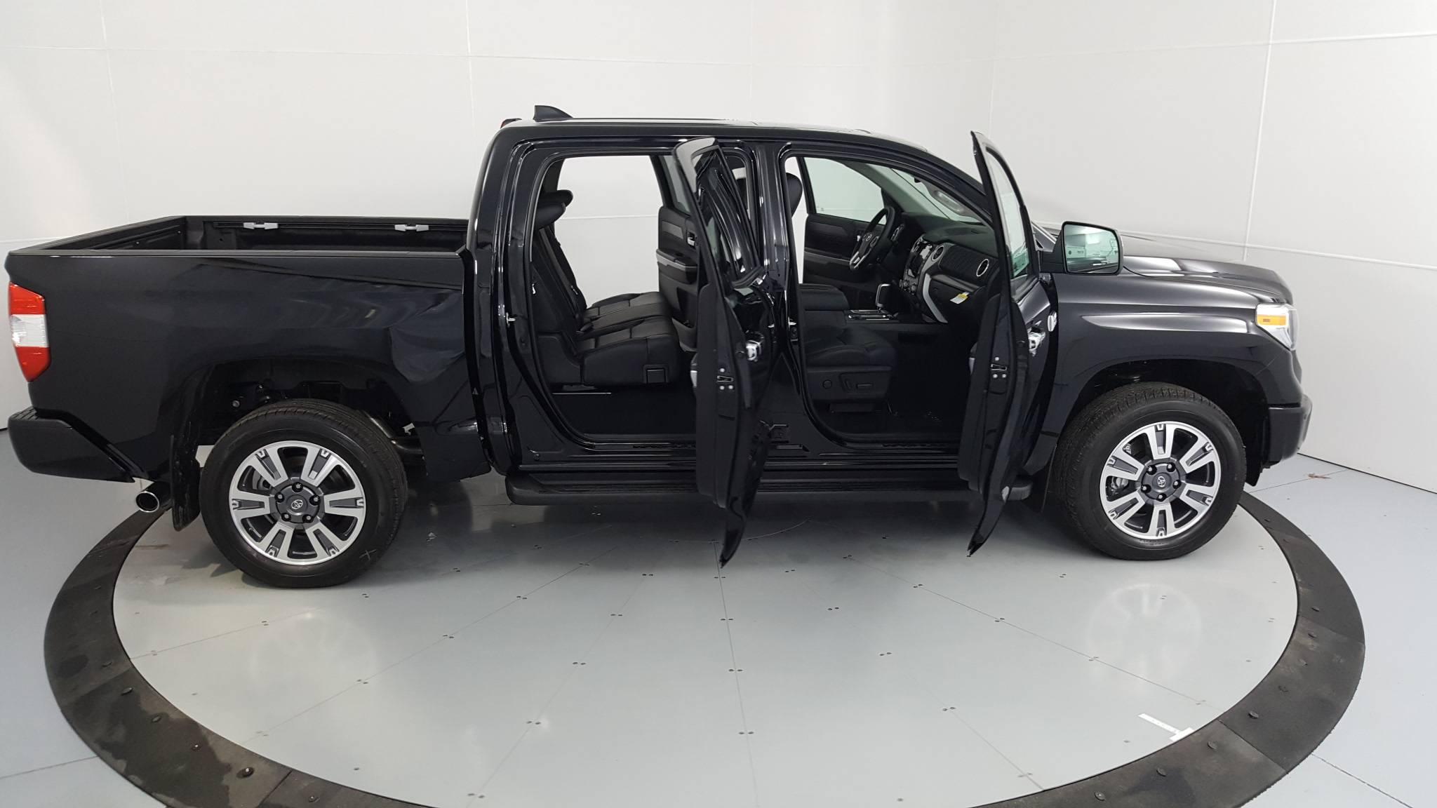 2020 Toyota Tundra Short Bed