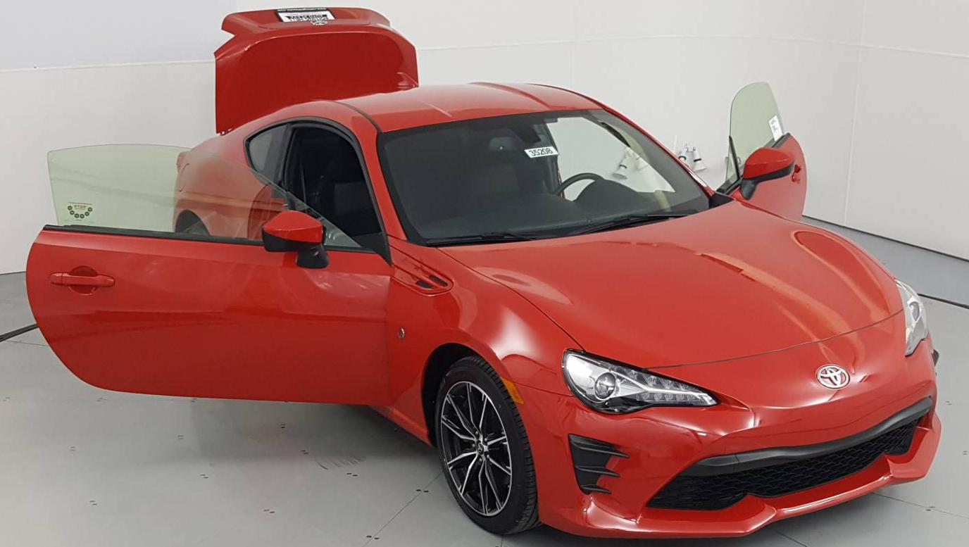 2019 Toyota 86 2D Coupe