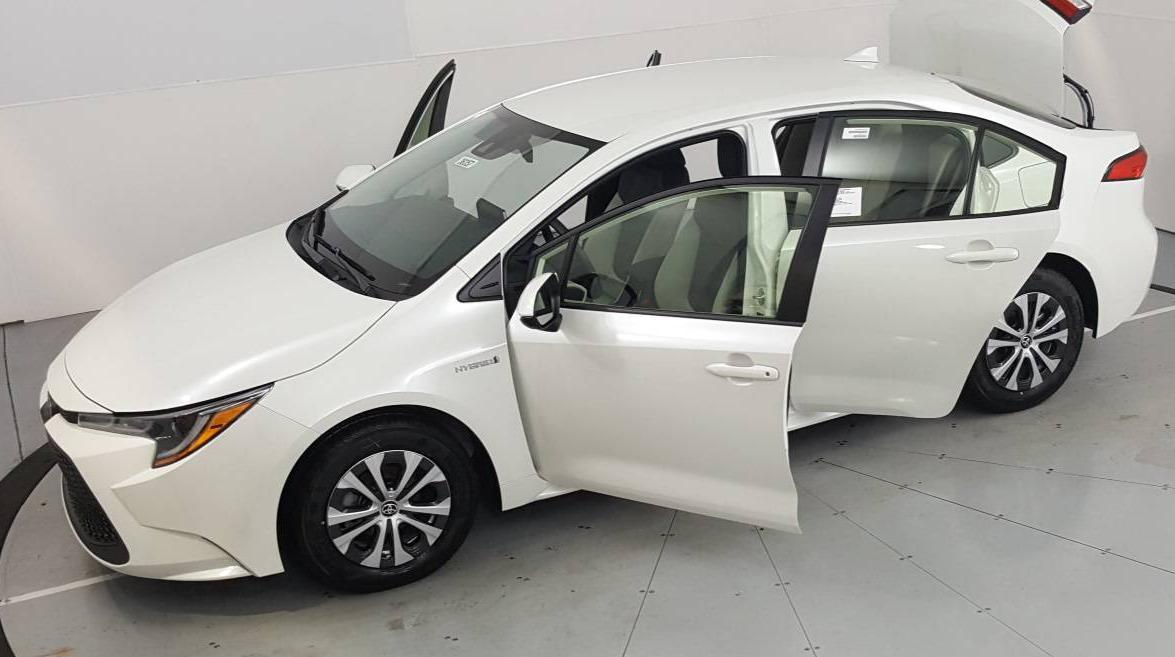 2021 Toyota Corolla Hybrid 4dr Car