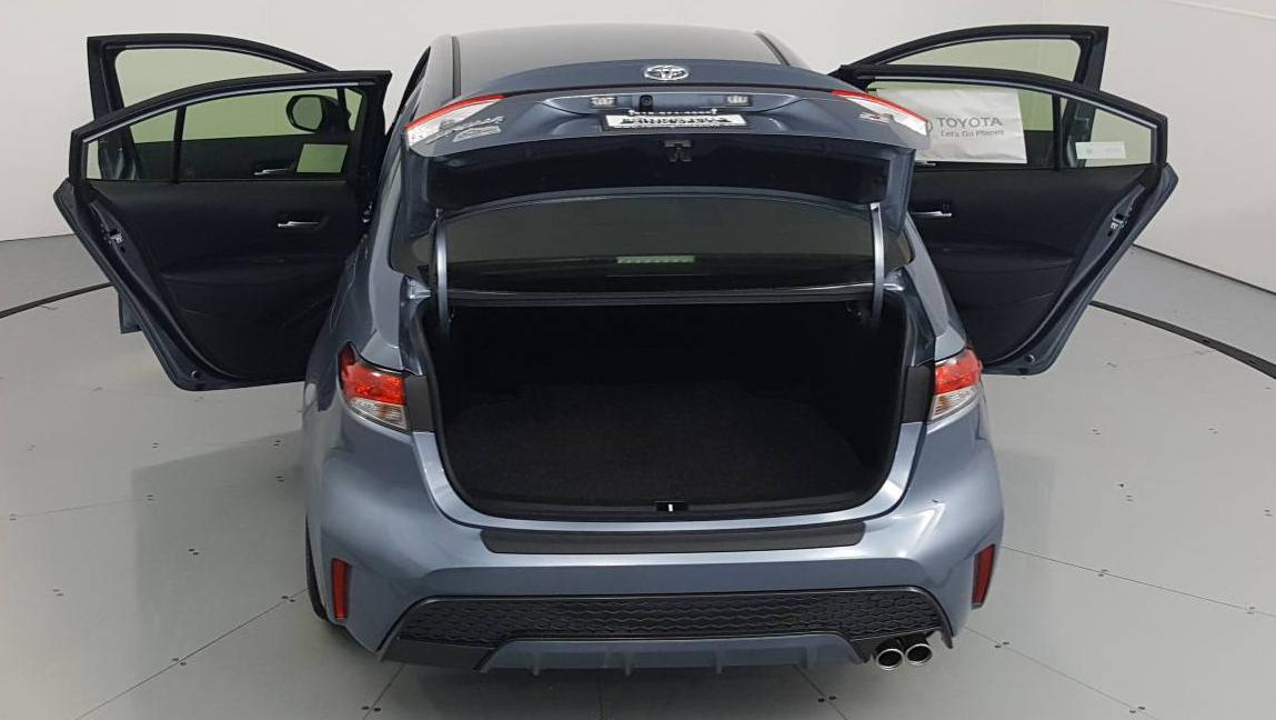 2020 Toyota Corolla 4dr Car