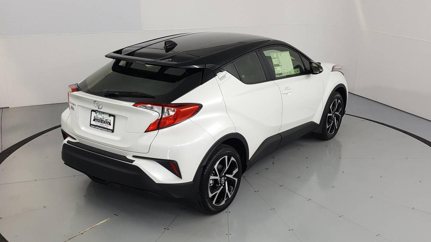 2020 Toyota C-HR Sport Utility