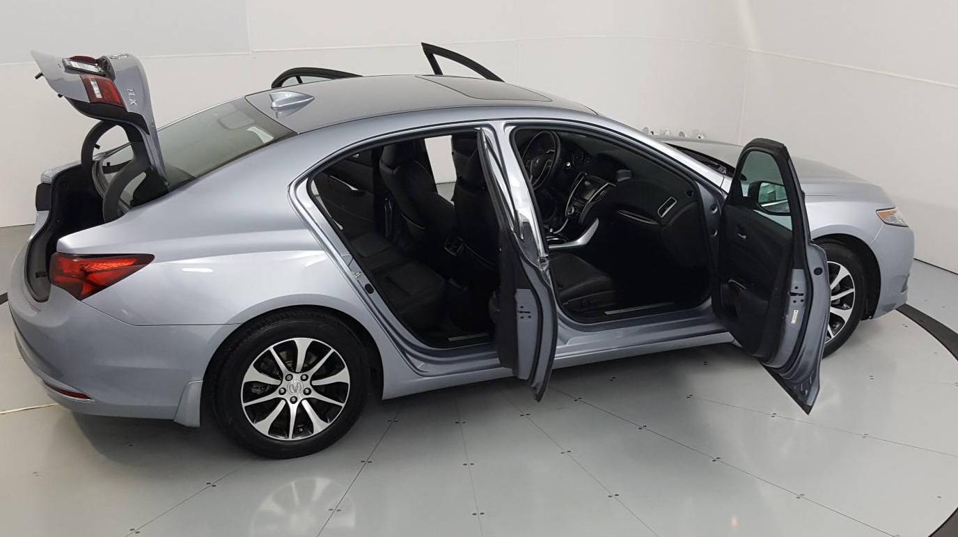 2015 Acura TLX 4dr Car