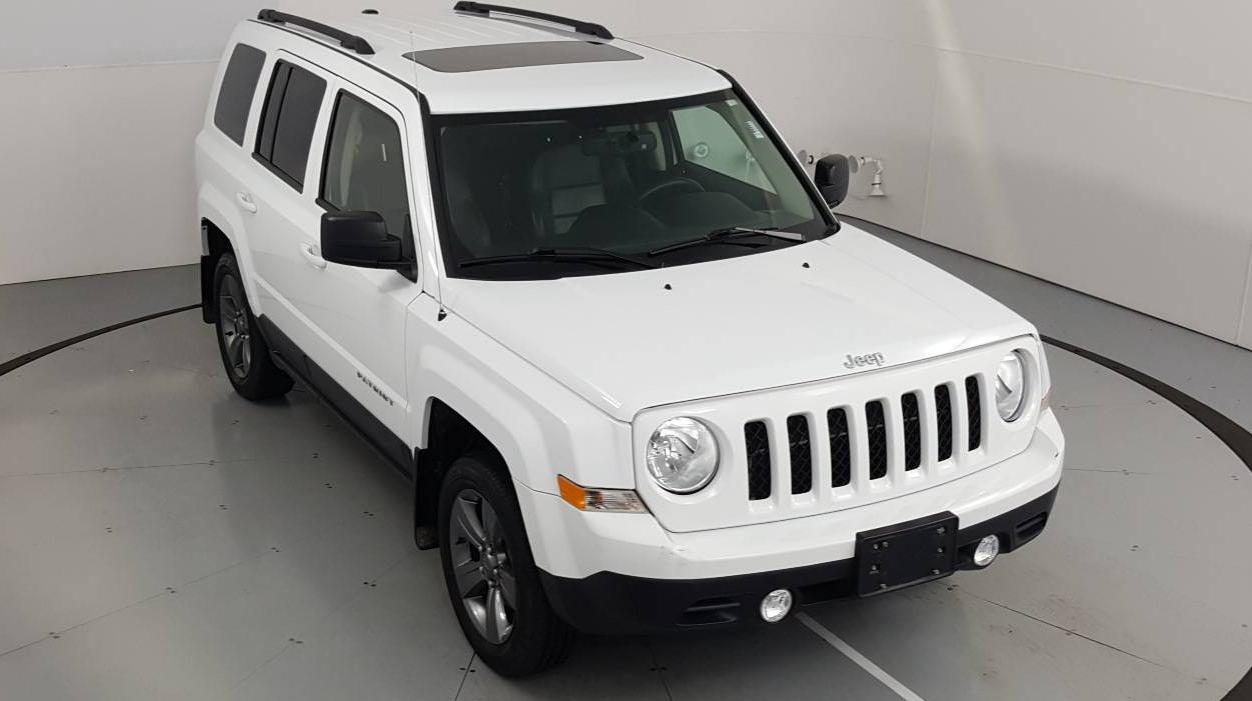 2015 Jeep Patriot Sport Utility