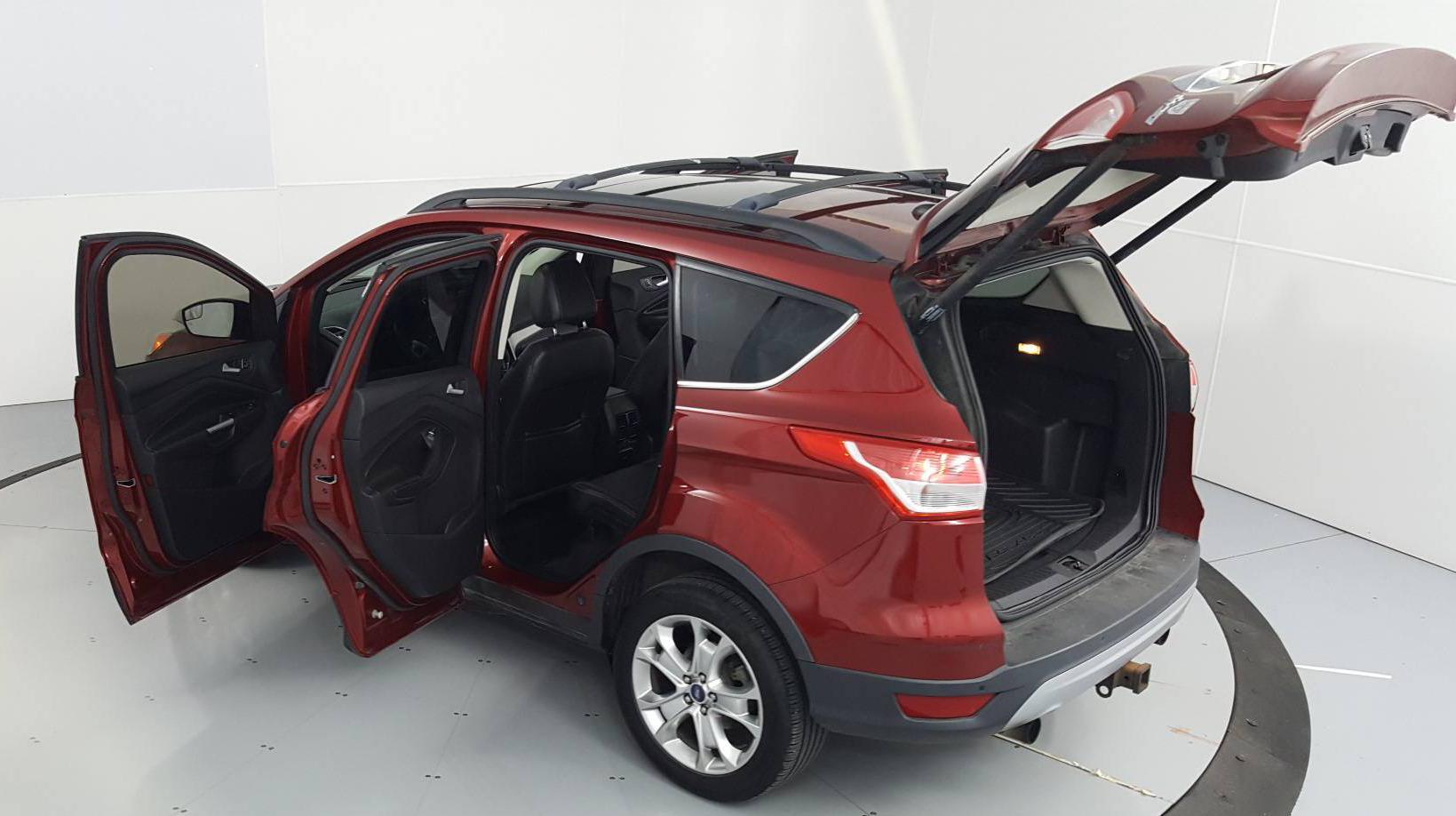 2013 Ford Escape Sport Utility