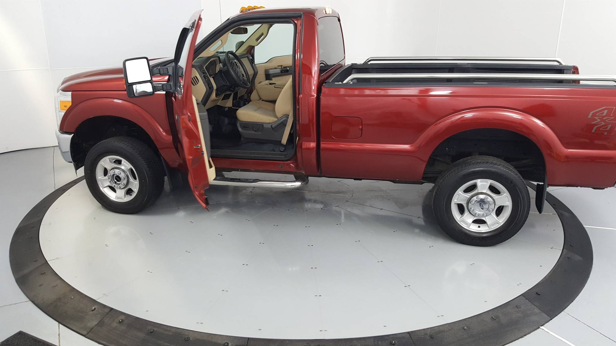 2016 Ford F-250SD Long Bed