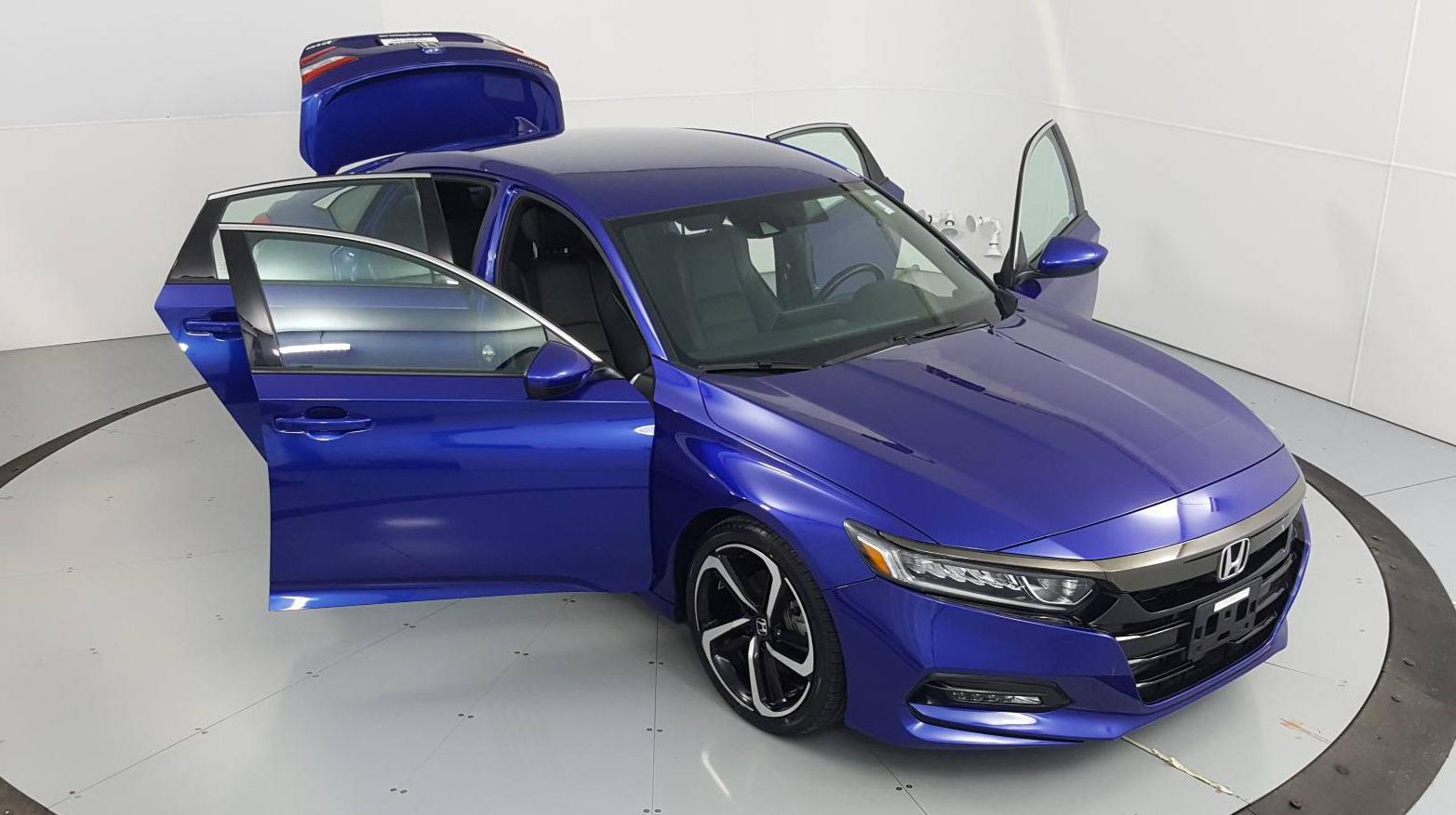 2018 Honda Accord 4dr Car