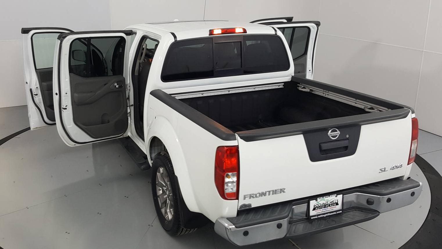 2016 Nissan Frontier Short Bed