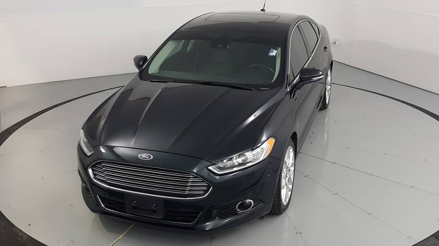 2014 Ford Fusion 4dr Car