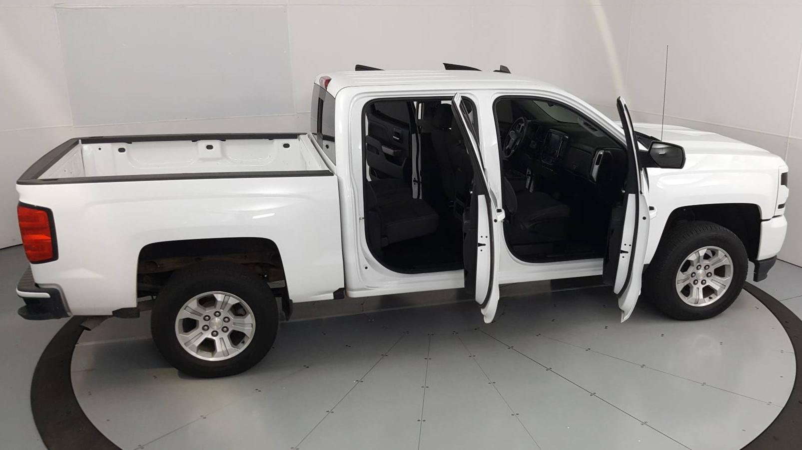 2018 Chevrolet Silverado 1500 Short Bed