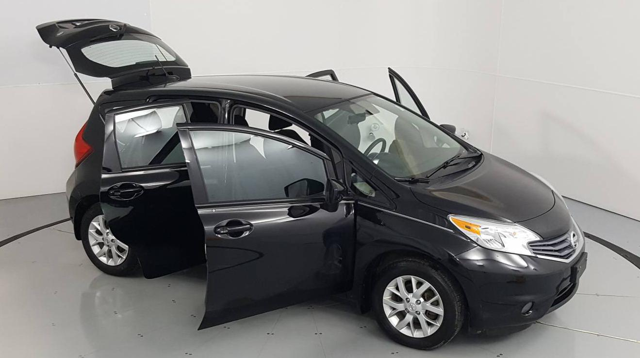 2016 Nissan Versa Note Hatchback