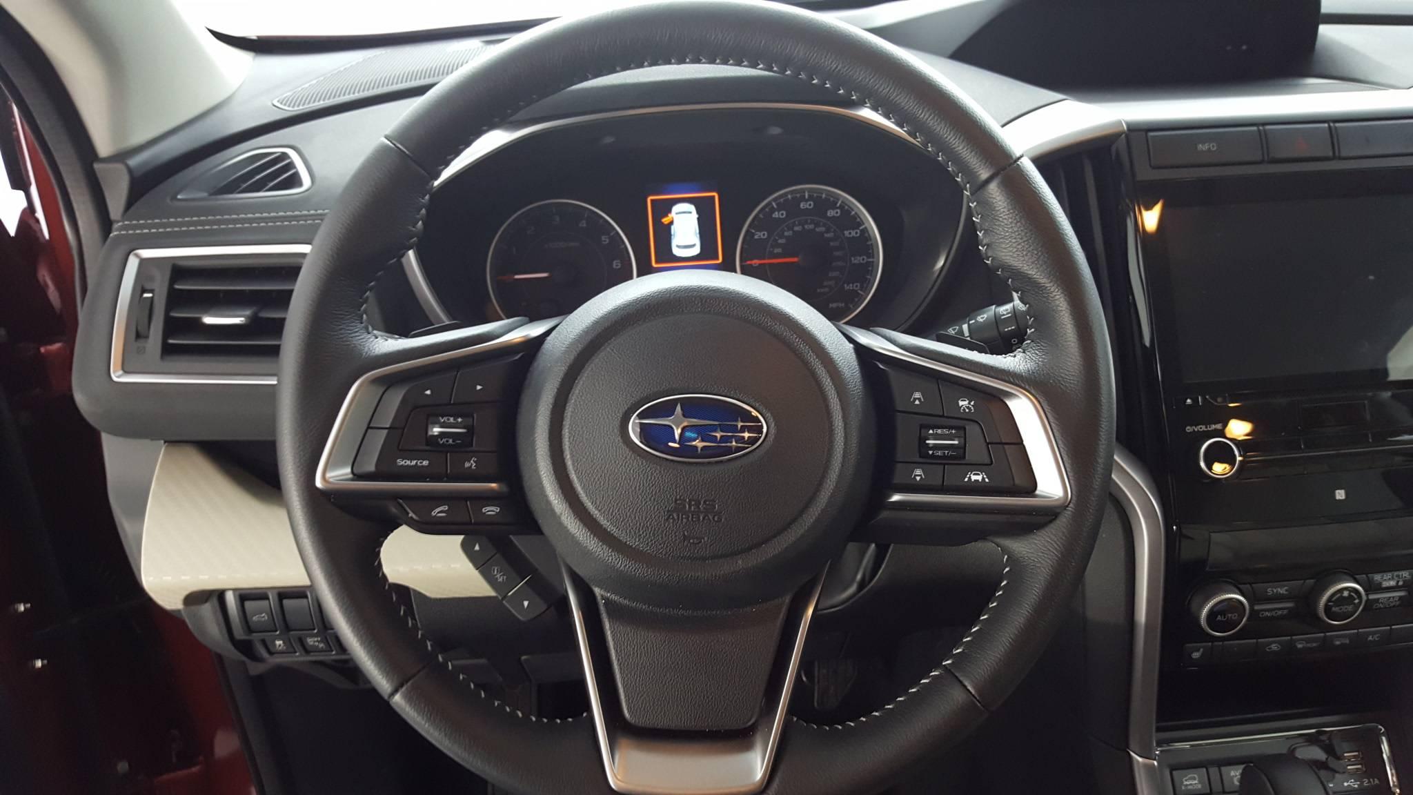 2019 Subaru Ascent Sport Utility