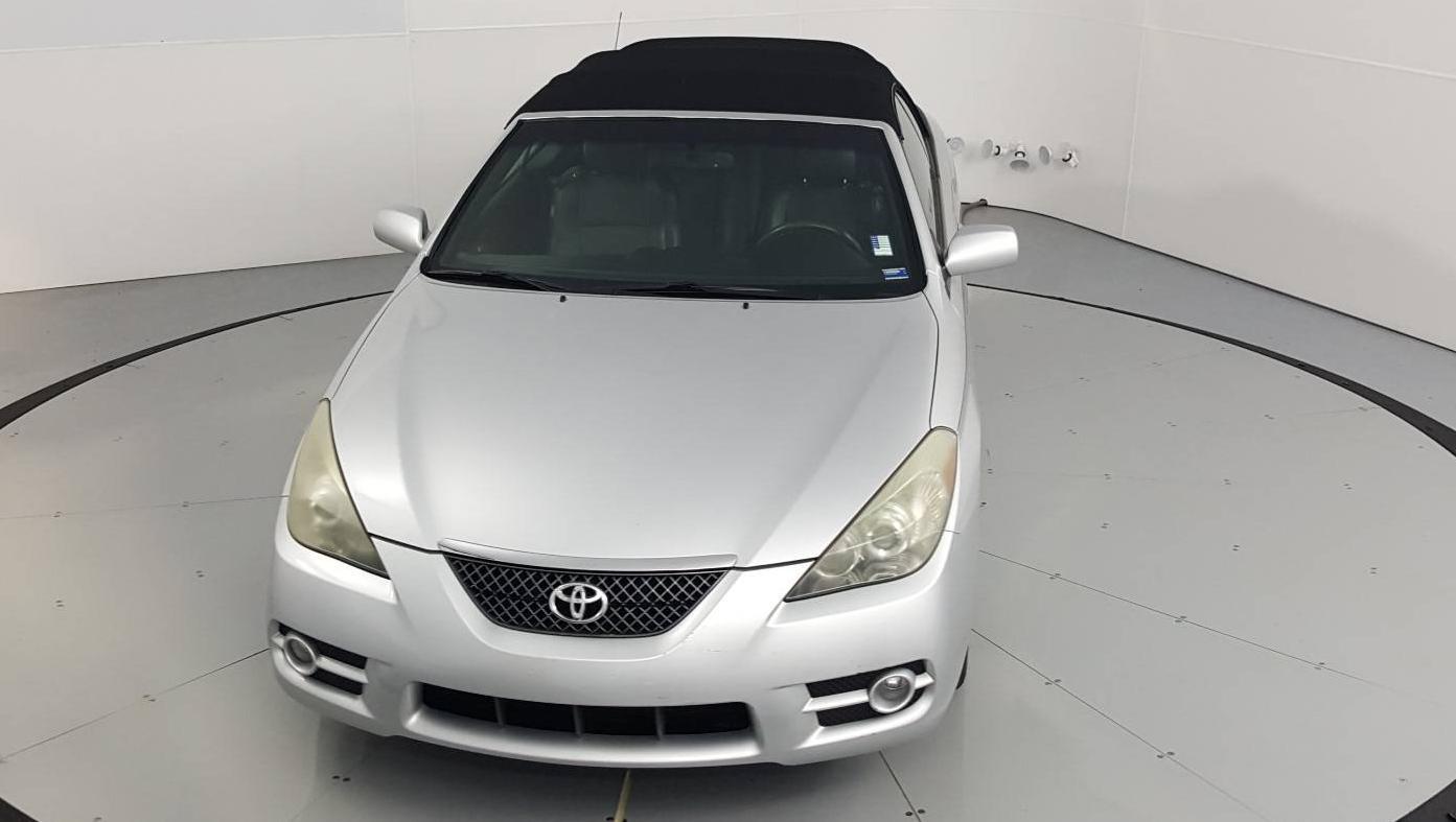 2008 Toyota Camry Solara Convertible