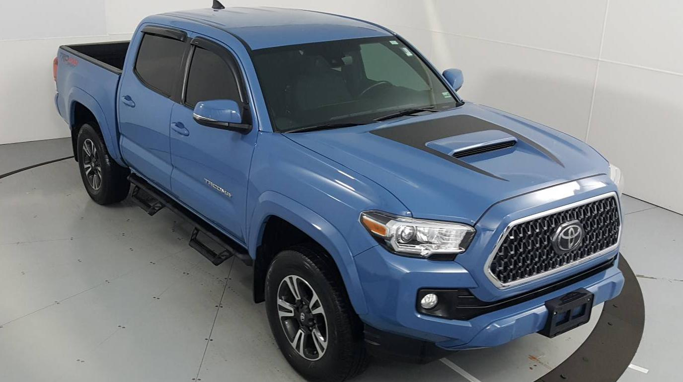 2019 Toyota Tacoma Short Bed