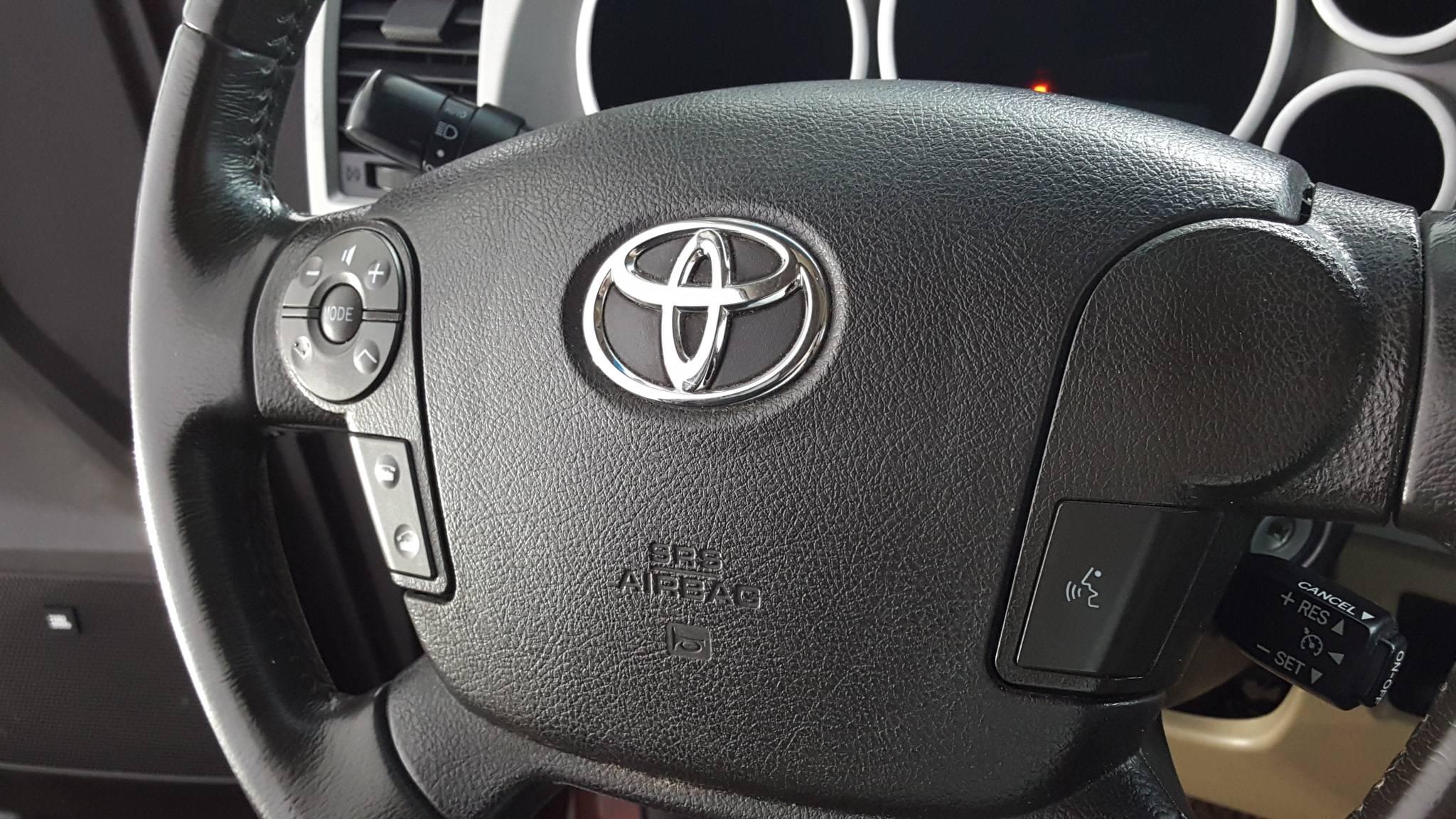 2008 Toyota Tundra Short Bed