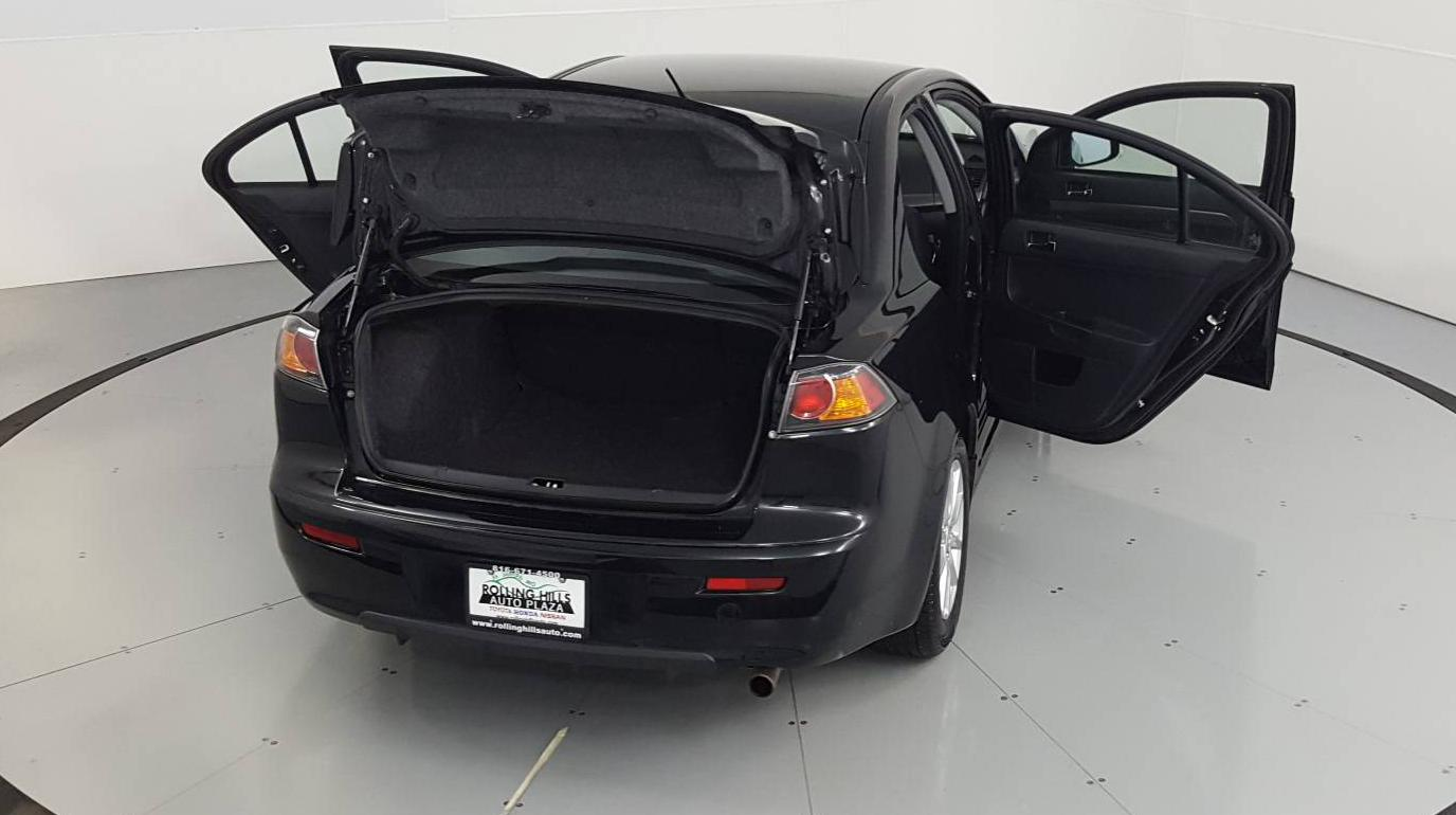 2015 Mitsubishi Lancer 4dr Car