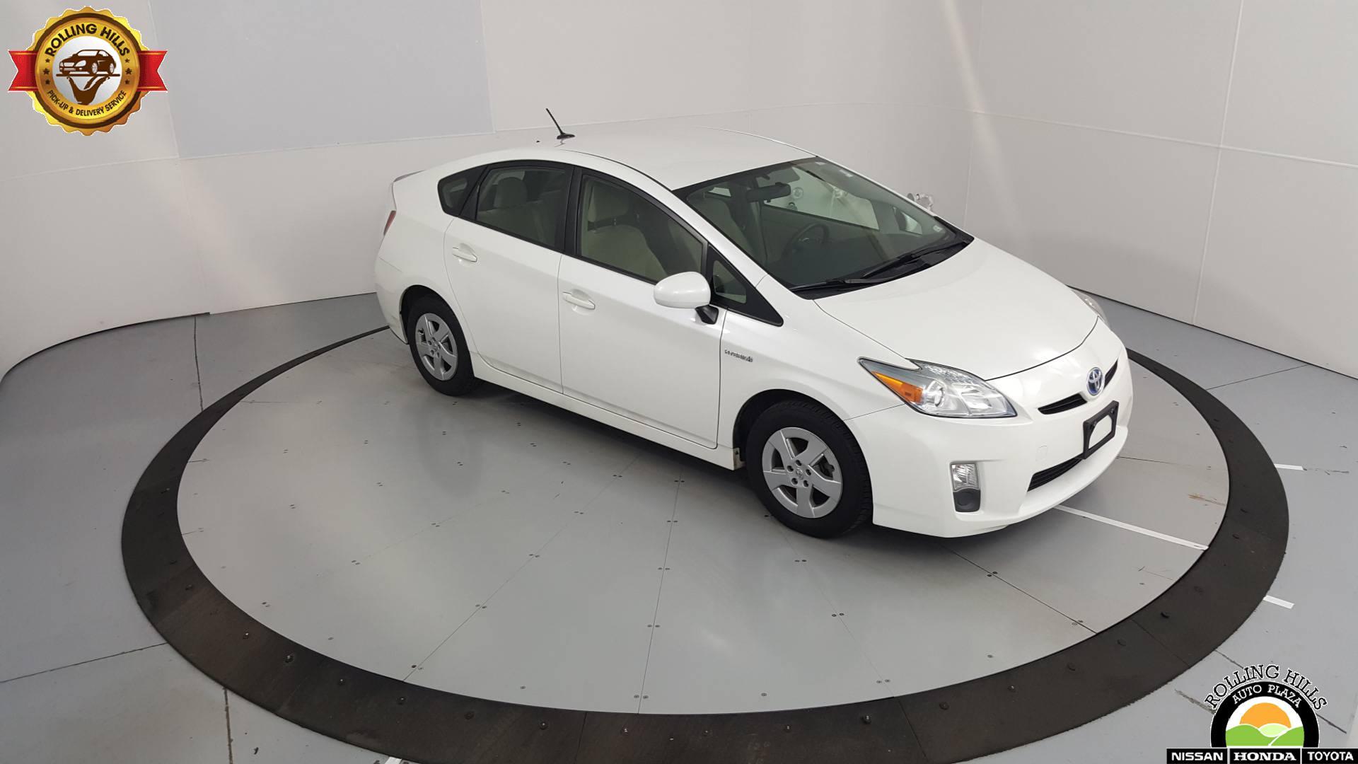 2010 Toyota Prius Hatchback