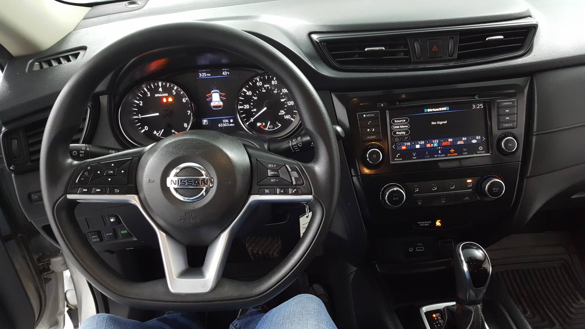 2018 Nissan Rogue Sport Utility