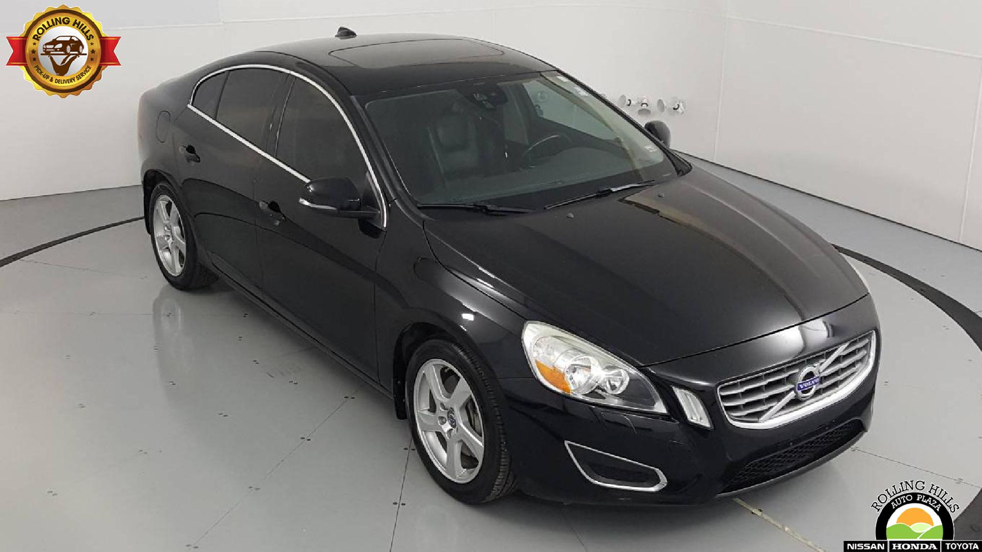 2012 Volvo S60 4dr Car