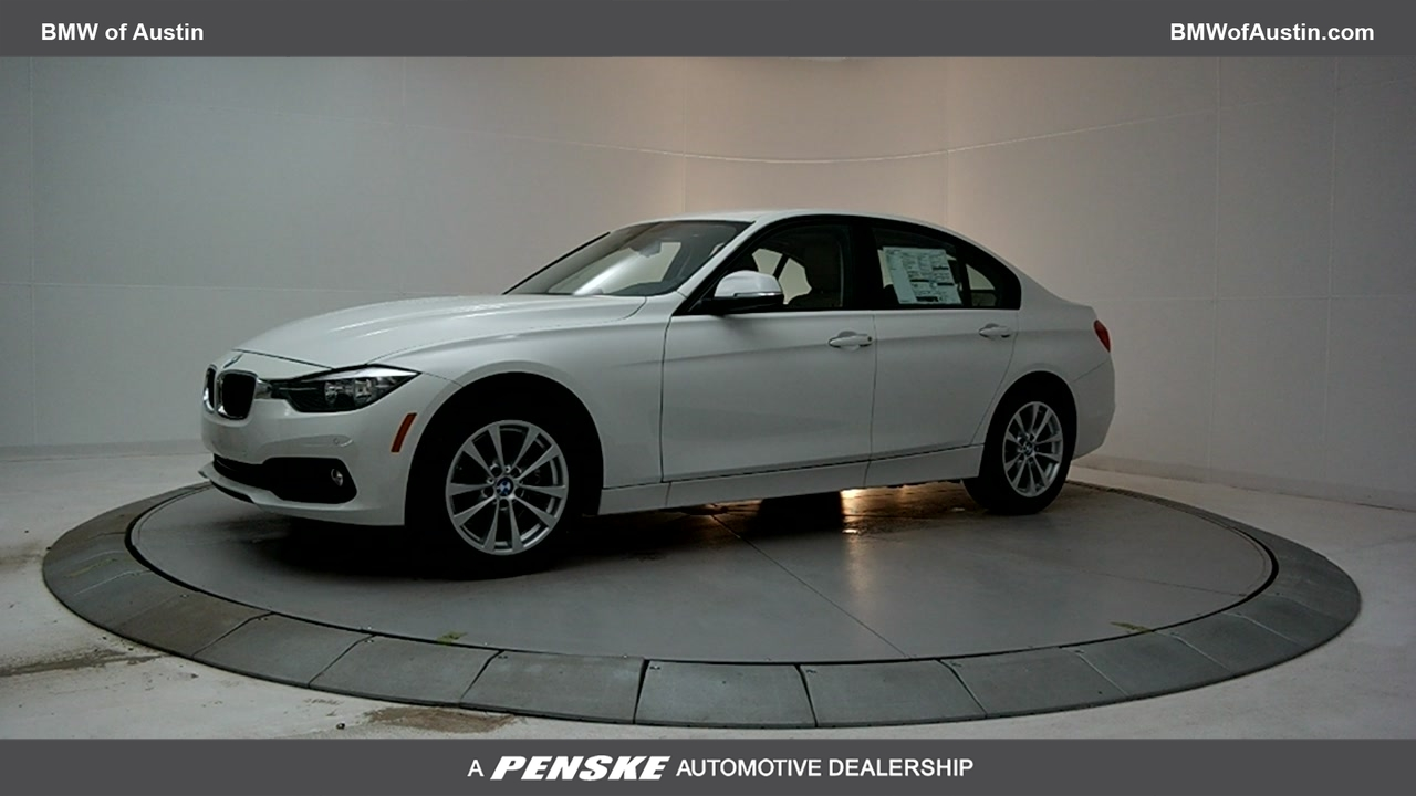 2017 Used BMW 3 Series 320i at BMW of Austin Serving Austin Round